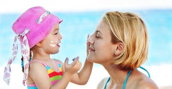 ¡Cuidado con el sol! Principales cuidados que debemos tener con l@s niñ@s