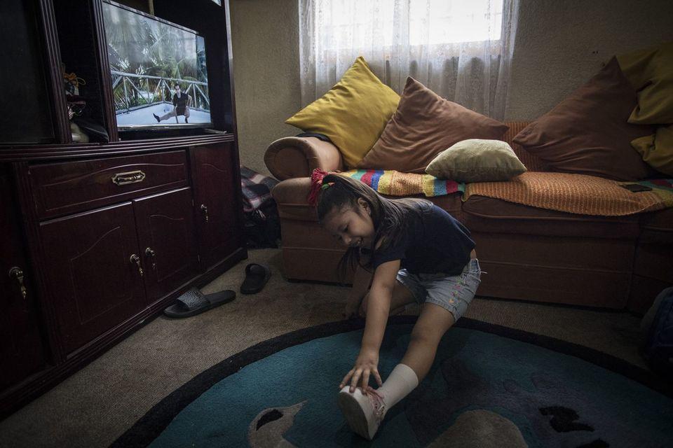 Luces, cámara … clases: México volvió a las aulas por radio y TV